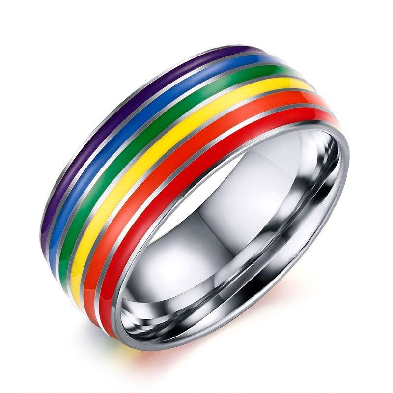 Key Lgbt Ring