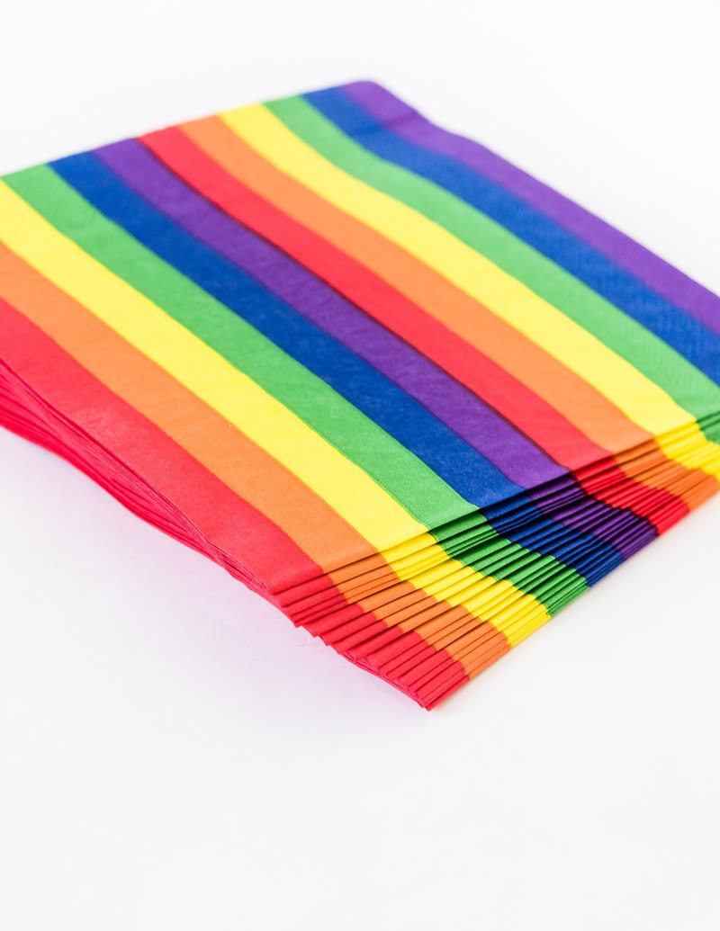 rainbow paper It seems that the chinese were the first to make paper, from where the technology  went to  let us trace the development of writing materials in india we notice.